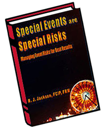 risk management for hosting special events